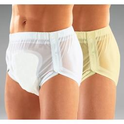 PVC-Slip knöpfbar für Damen & Herren